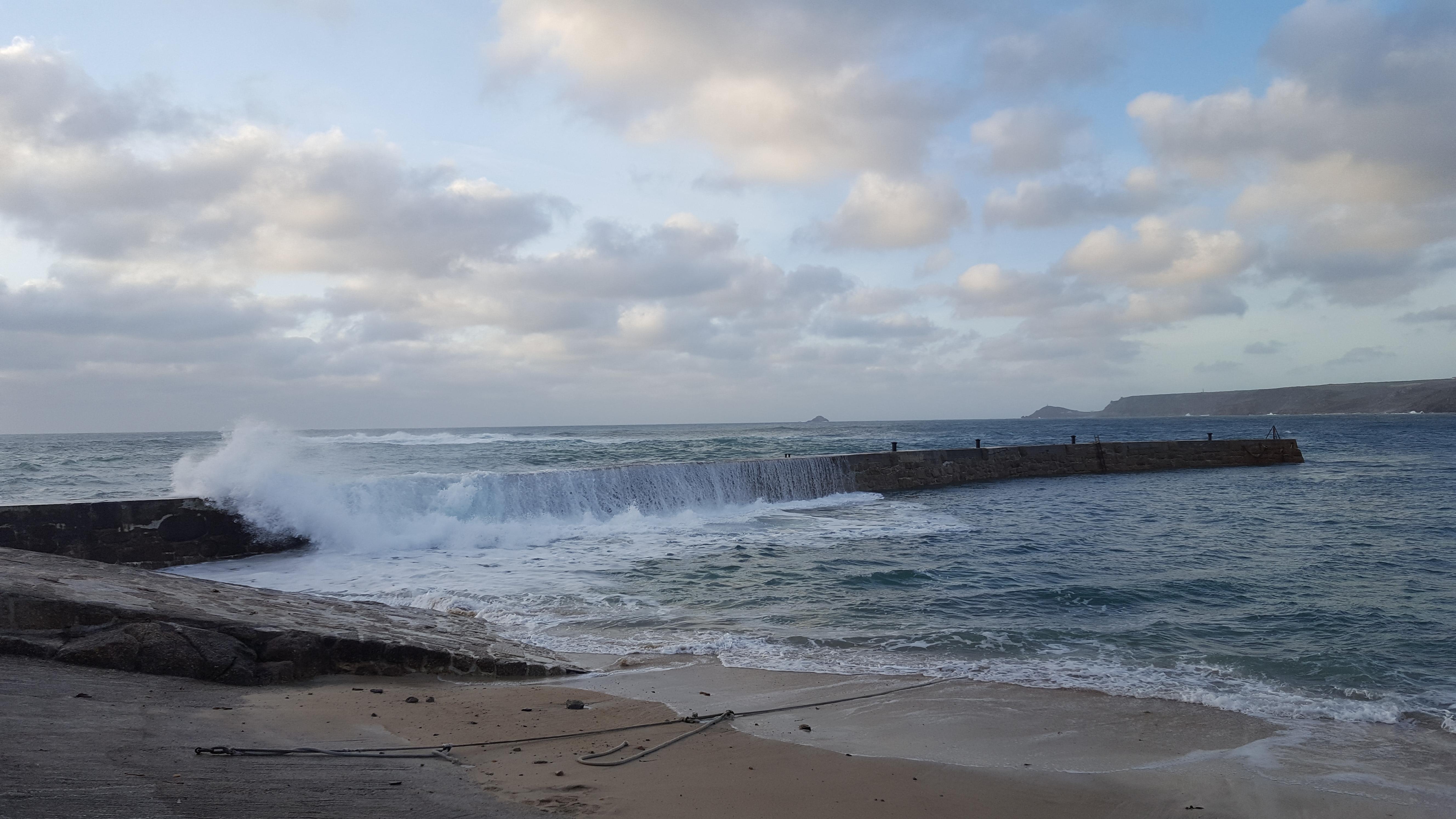 Sennen Cove Quay