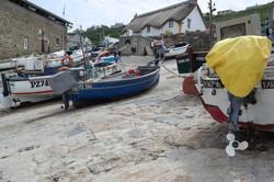 Sennen Cove - Quaint Fishing Village