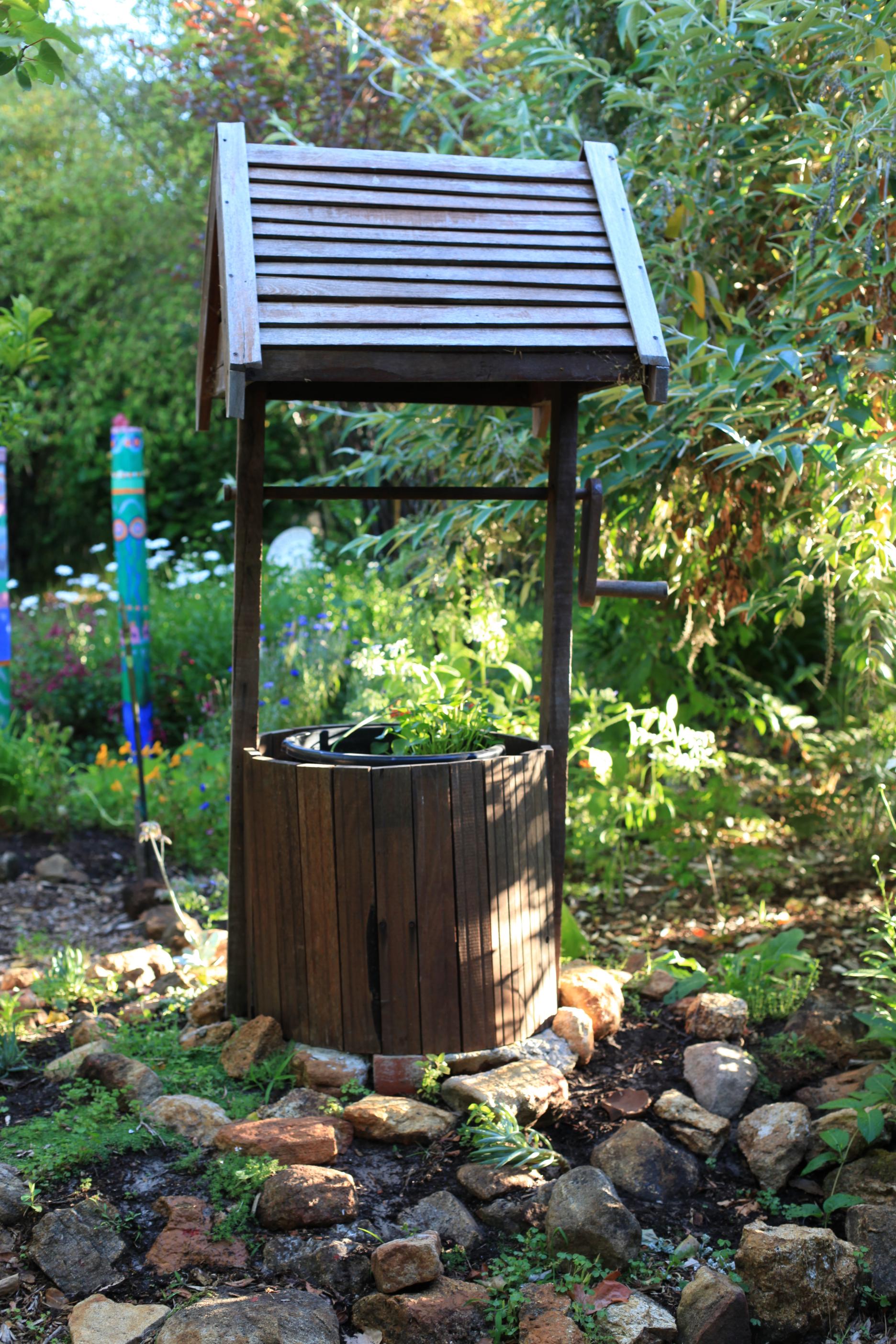 Organic Garden Trail MR 027