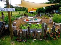 Organic Garden Trail MR 081