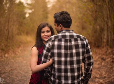 Sohan and Anagha Couple's Photoshoot