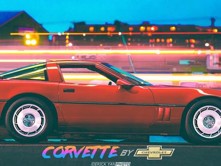 Sal's 1987 Chevrolet Corvette