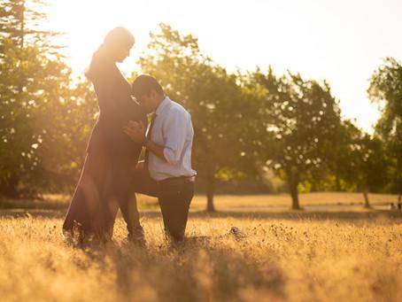 Abhilasha and Vikas - Couples Maternity shoot!