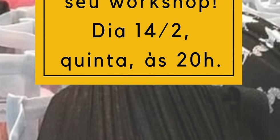 Como preparar seu workshop