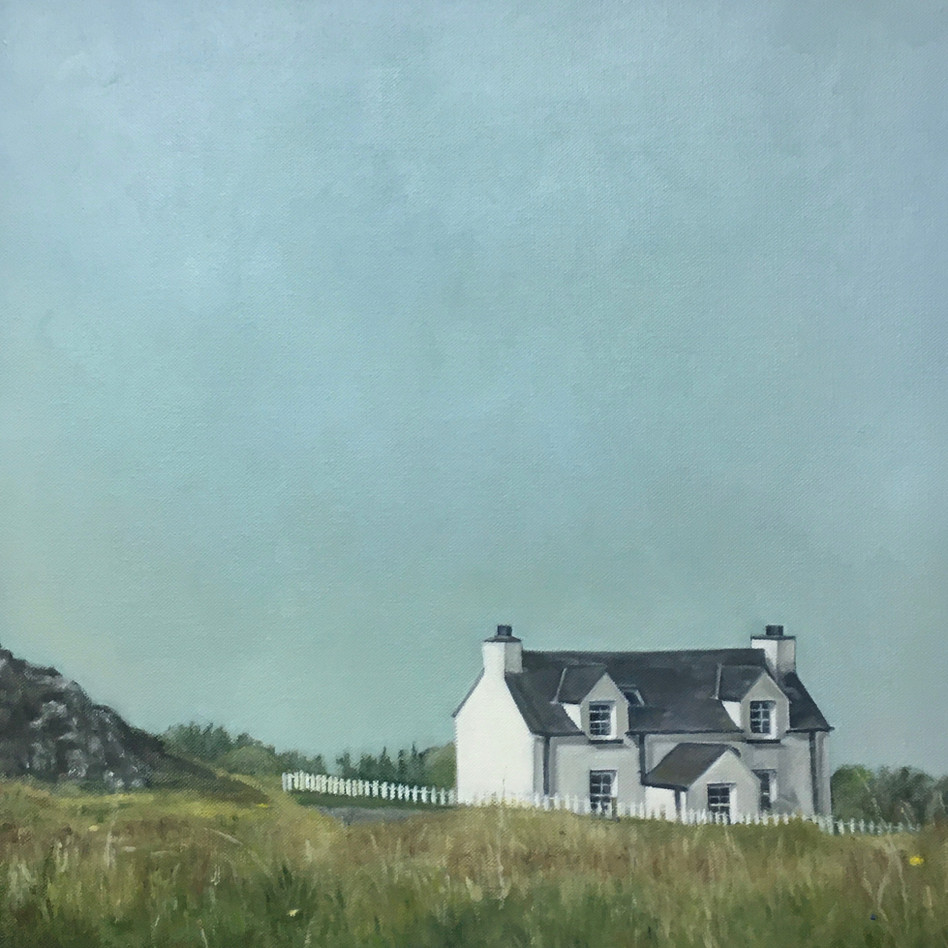LATE SUMMER DAY (Hebrides)