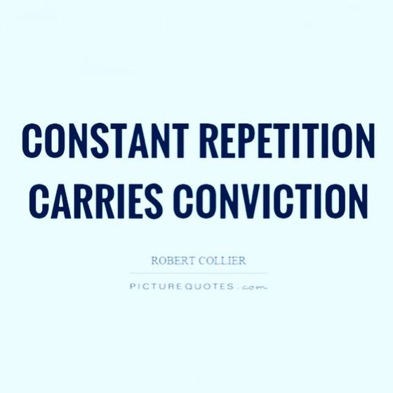 MONDAY: CONVICTION