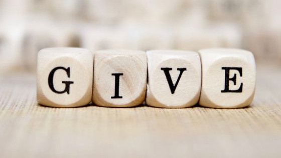 Statistically Speaking...Give. NOW.