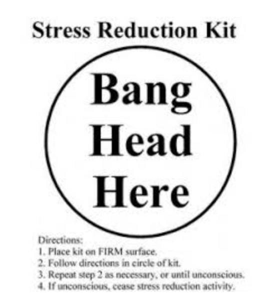 #TuesdayTips: Bye Bye Stress