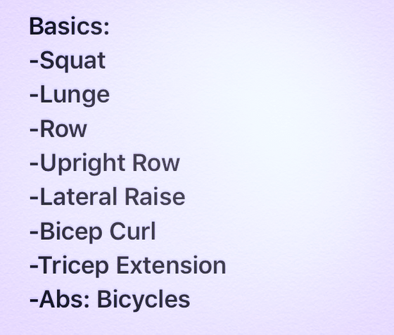Wednesday Workout: Do 3 More