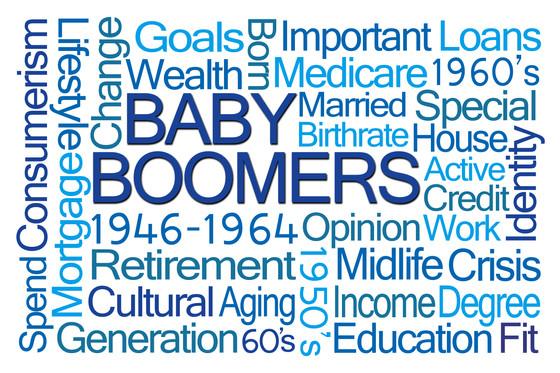 BABY BOOMERITIS??