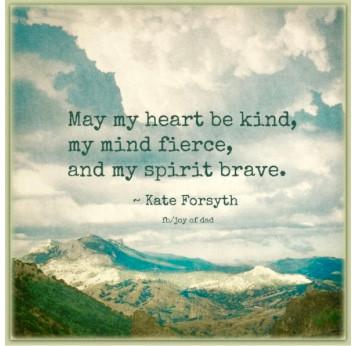 Monday. Mantra. #Bekind