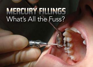 Let's talk about Mercury Fillings!