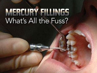Let's talk about Mercury Fillings!