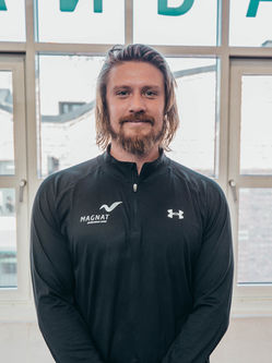 Andreas Thorkildsen personlig trener og performance coach på Magnat Center