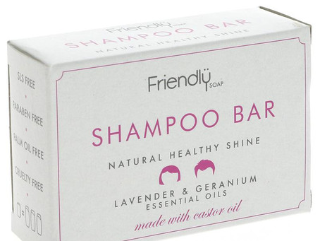 New Product! Friendly Soap Bars