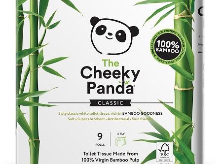 New Product! Cheeky Panda
