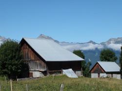 Petit village à Montaimont