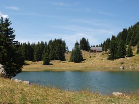 Petite virée au Lac de la grande Léchère