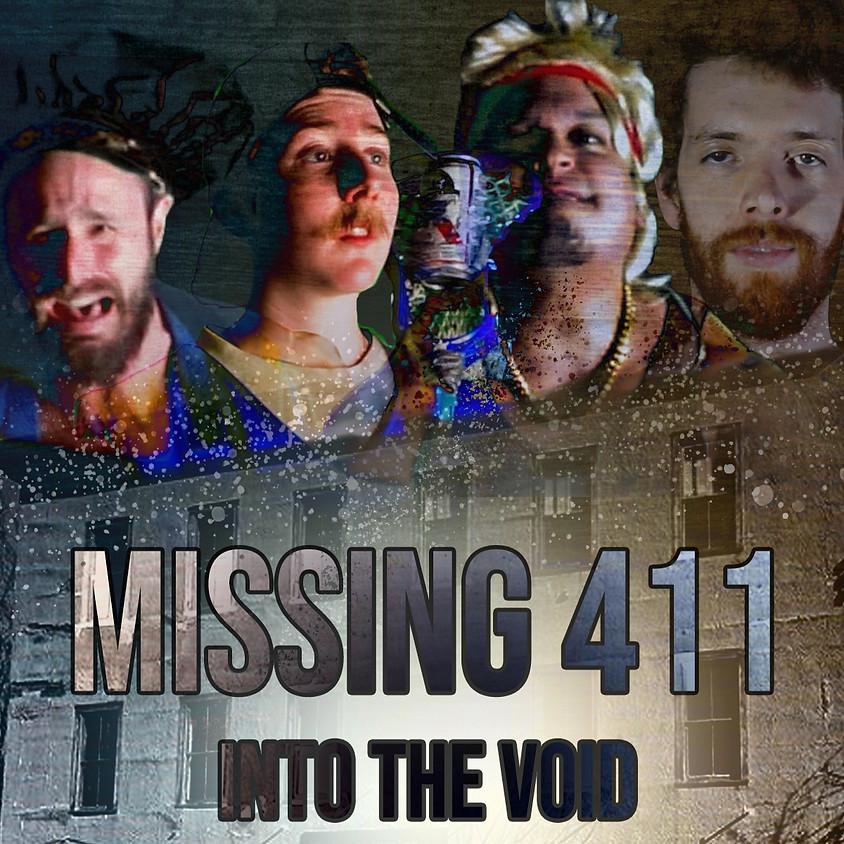 FRI 2/26 - SLUGFEST presents MISSING 411: INTO THE VOID