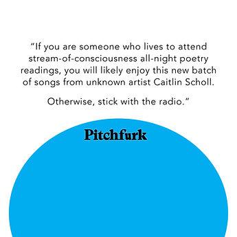 Pitchfurk - DOMICILE by caitlin scholl.j