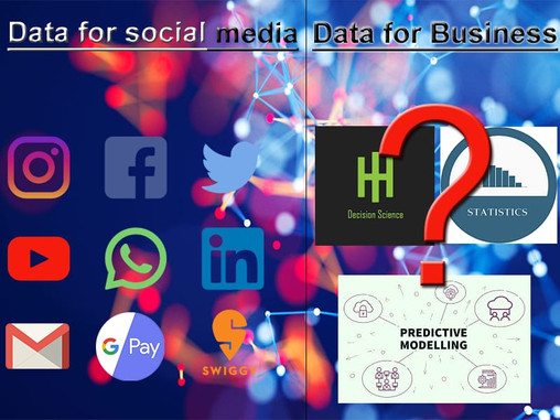 People Buy Data Packs For Social Media But Not For Business Needs, Why?