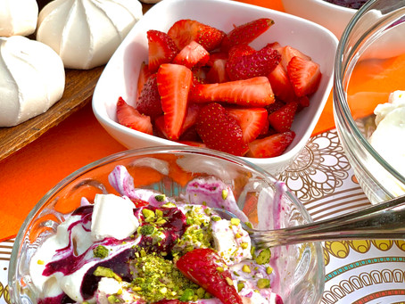 How to Make Eton Mess and the Best Berries and Cream Spring Dessert