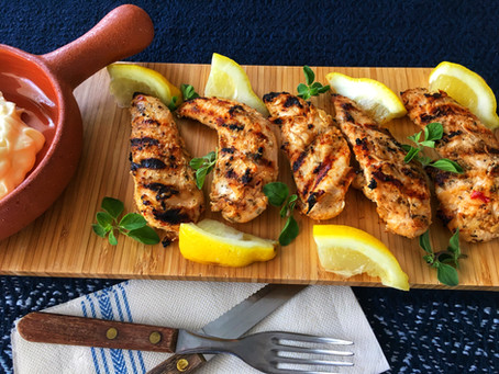 The Only Grilled Chicken Recipe You Need to Know