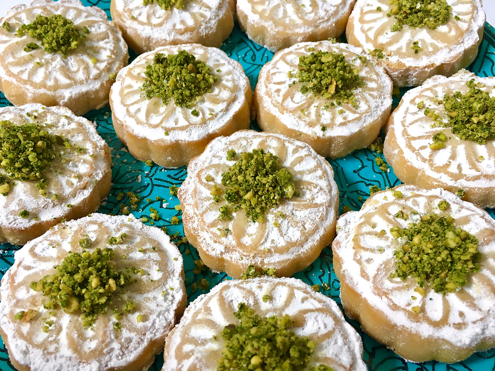 Maamoul Cookies