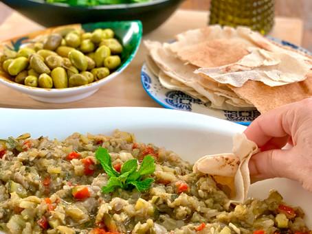 Lib al-Kousa, a Recipe for a Crowd-Pleasing Zucchini Dish (GF,V,VG)