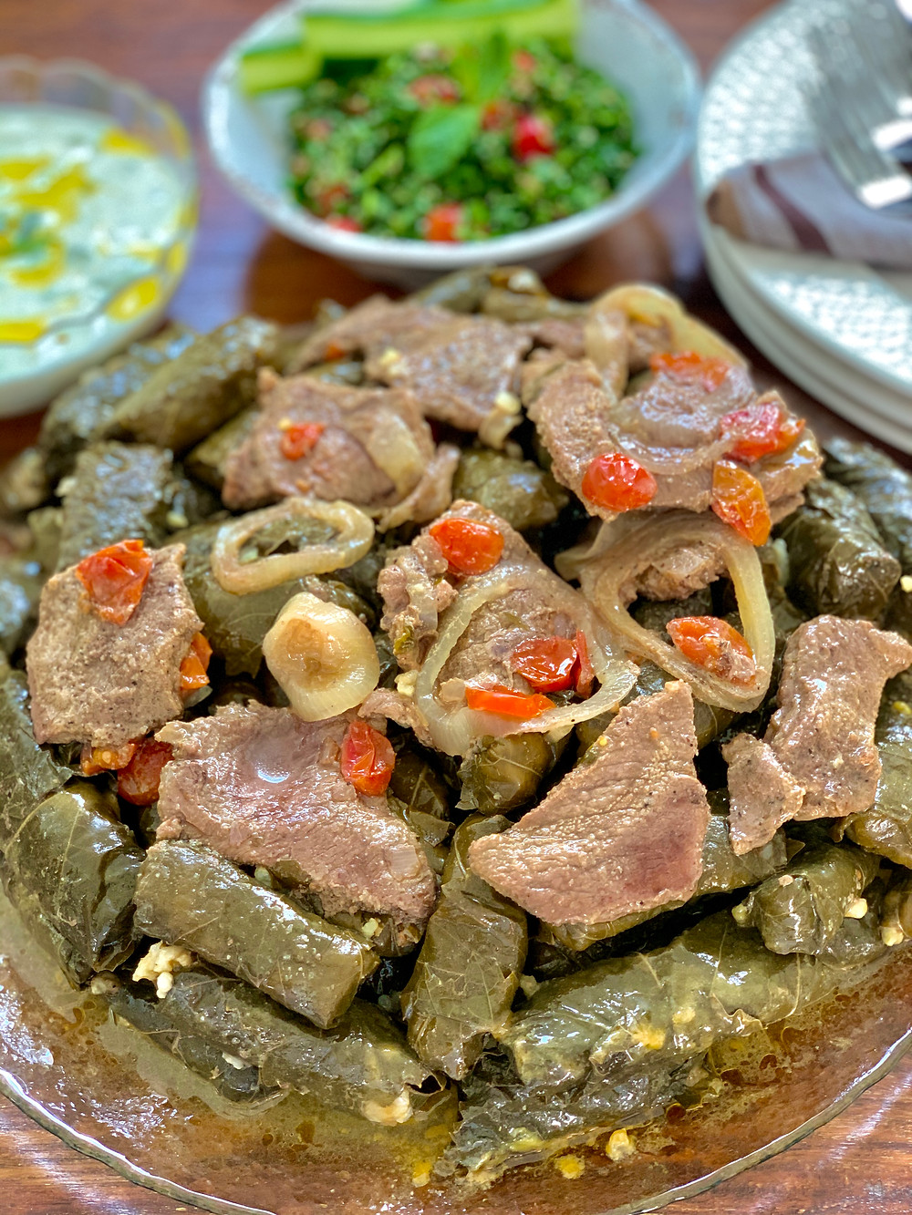 Warak Enab Grape Leaves