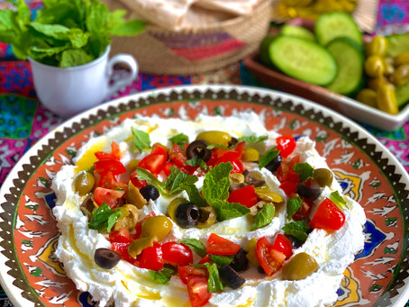 Labneh Recipe, a Healthy Yogurt Based Middle Eastern Cheese