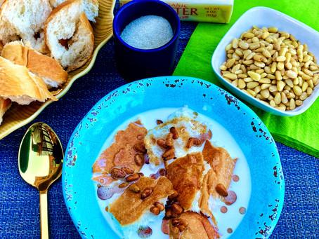 Arabic Bread Pudding