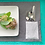 Thumbnail: Contempo Grigio - Placemat with Flatware Pocket