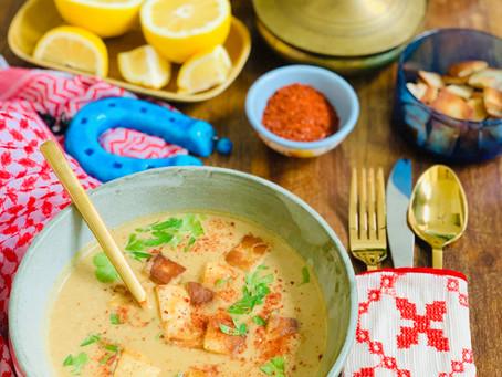 Lentil Soup (Shorabet Al-Adas)