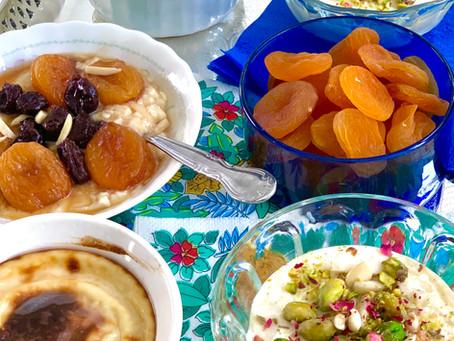 Middle Eastern Rice Pudding (Riz Bil Haleeb) Recipe – Gluten Free