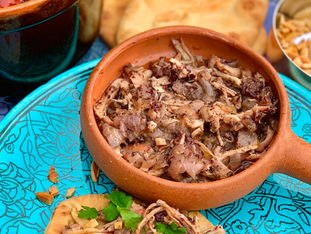 Musakhan, A Traditional Palestinian Sumac-Spiced Chicken Dish
