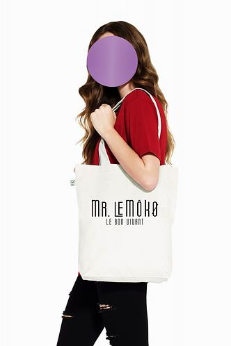 LOGO MR. LE MÔKO Tote bag