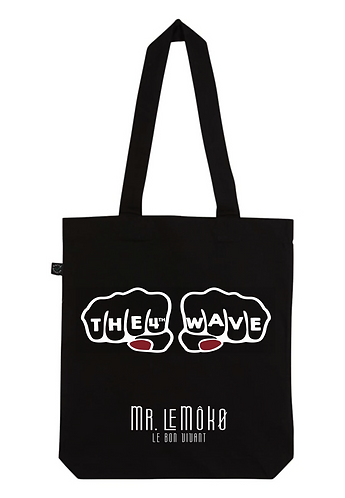 THE 4th WAVE Tote bag