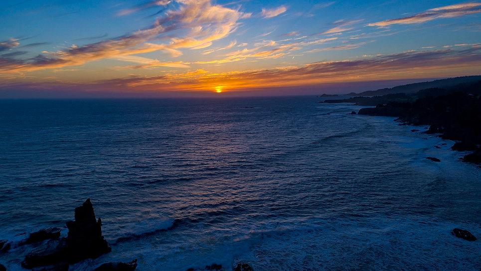 California Coastline Hwy 1