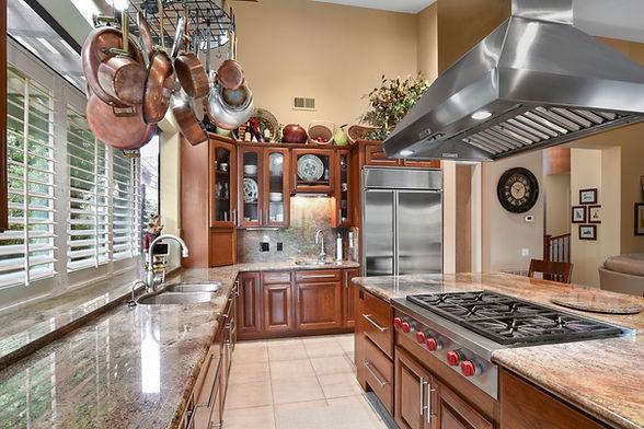 Luxury Kitchen Photography