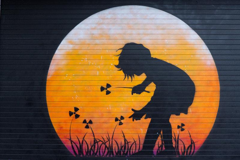 Free Street Art of  Shoreditch Tour