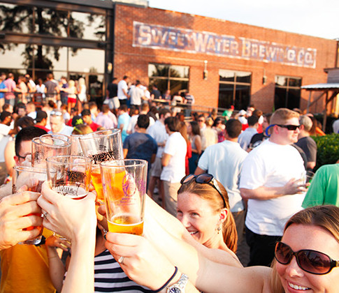 Sweetwater Brewery - Year End Event