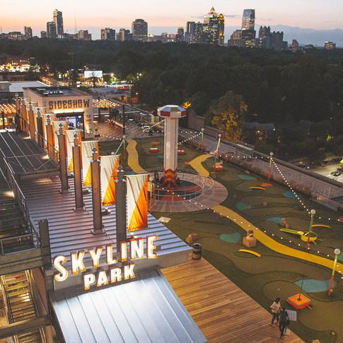 Ponce City Market - Skyline Park