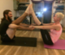 Partner Yoga Workshop Perth