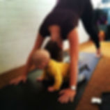 parents postnatal toddler yoga perth