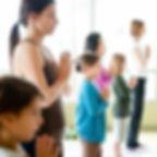 Bloom Kids Teens Parents + Family Yoga Classes Perth