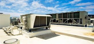 Commercial And Industrial HVAC Systems