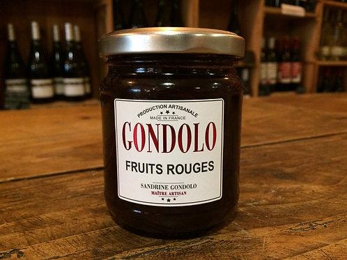 Confitures - Fruits Rouges