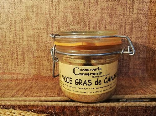 Foie gras de canard - 180gr