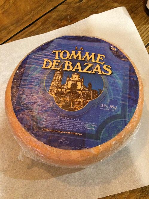 Fromage - Tomme de Bazas